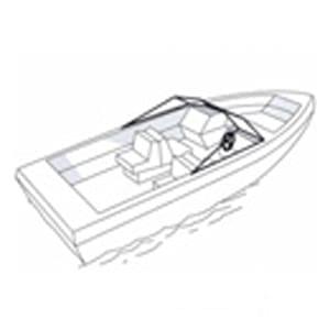 Bootspersenning ohne/kleine Reling